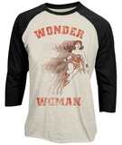 Raglan: Wonder Woman - Retro Raglans