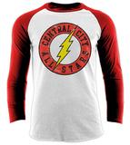 Raglan: The Flash - All Stars Raglans