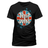The Who - Logo Standing Bluser