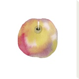 Apple Sweet Stretched Canvas Print by Kristine Hegre