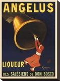 Angelus Liqueur, 1907 Pingotettu canvasvedos tekijänä Leonetto Cappiello