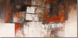 Attese Stampa su tela di Giuliano Censini