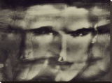 Beginnings (shadows) Stretched Canvas Print by Dalibor Davidovic