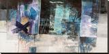 Cieli ed oceani Stampa su tela di Giuliano Censini