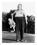 Daddy day-care (un día al cuidado de papá) Pósters por  Hollywood Historic Photos
