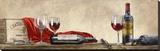 Grand Cru Wines Reproducción de lámina sobre lienzo por Sandro Ferrari