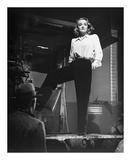 Marlene Dietrich 1940 Kunstdruck von  Hollywood Historic Photos