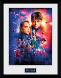 Valerian -  One Sheet Cast Collector Print