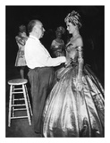 Alfred Hitchcock, Grace Kelly 'To Catch A Thief' 1955 Prints by  Hollywood Historic Photos