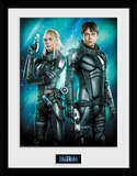 Valerian -  Duo Collector Print