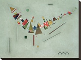 Improvvisazione Stampa su tela di Wassily Kandinsky