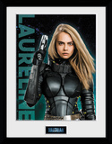 Valerian - Laureline Collector Print