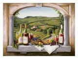 Vineyard Reverie Posters par Barbara Felisky