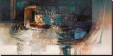 Sogni di giada Stampa su tela di Giuliano Censini