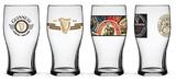Guinness - Boxed Tulip Glasses - Set of 4 Novelty