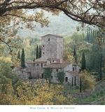 Les collines de Chianti Art par Rod Chase