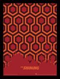 Ondskapens hotell (The Shining) – gulvteppe Samletrykk