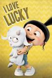 Grusomme meg 3 – I love Lucky (jeg elsker Lucky) Plakater