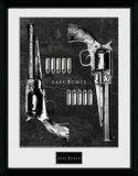 La torre nera - Mug con pistole Stampa del collezionista