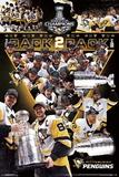 Stanley Cup 2017 - Comemoração dos Penguins Posters