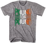 Irish Pound for Pound T Shirts