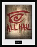 """La torre nera - Mug """"All Hail""""(Tutti salutino) Stampa del collezionista"""
