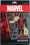 Deadpool – Marvel-actionfigur Poster