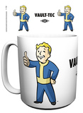 Fallout - Mug Vault Boy 60 cl Tazza