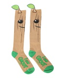 Guardians Of The Galaxy - Groot Knee High Socks