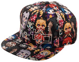 Re:Zero - Sublimated Print Snapback with HD Print Logo Hat