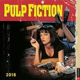Pulp Fiction - 2018 Calendar Calendars