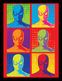 Spider-Man Homecoming – popkunst Samletrykk