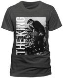 Elvis Presley - El rey del rock and roll T-Shirt