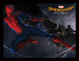 Spider-Man Homecoming - Fight Collector Print