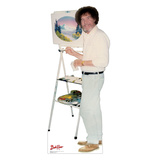Bob Ross Talking Cardboard Cutouts
