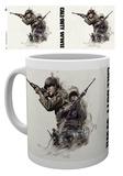 Mug Call of duty - World War II - fumo Tazza