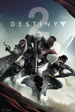 Destiny 2 - Key Art Stampe