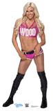 WWE - Charlotte Flair Cardboard Cutouts