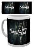 Mug Fallout 4 VR cover Tazza