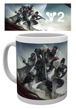 Destiny 2 - Key Art Tazza