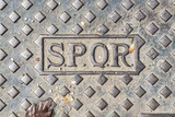 Dolce Vita Rome Collection - SPQR Photographic Print by Philippe Hugonnard
