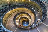 Dolce Vita Rome Collection - Spiral Staircase IV Photographic Print by Philippe Hugonnard