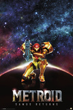 Metroid - Samus Returns Pôsters