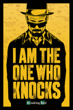 Breaking Bad: A Química do Mal - I Am The One Who Knocks  Pôsters
