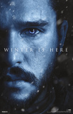 Game Of Thrones - S7-Jon Snow Poster