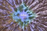 Believe  Kunstdruck