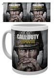 Mug Call of duty - World War II - Key Art Tazza
