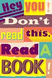 Read a book  Fotografía