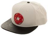 Star Wars - AT-AT Driver Metal Badge Snapback Hat