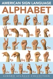 American Sign Language Classroom Posters av  Gerard Aflague Collection
